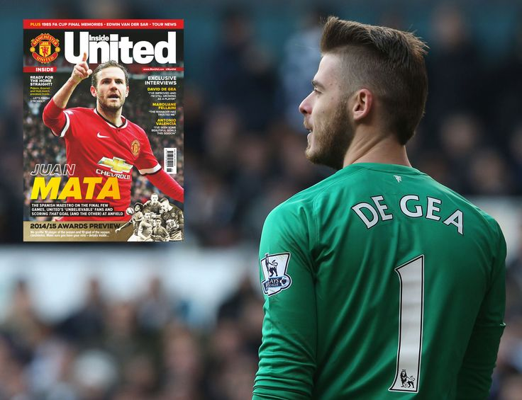 David De Gea: I'm still improving - Official @manutd website