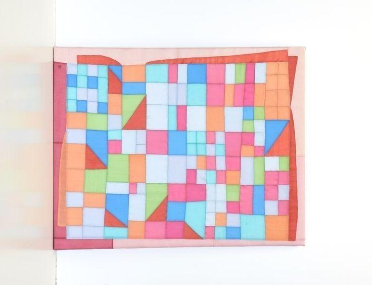 news_eng - From Seam to Seam - korean Pojagi Fabric Art