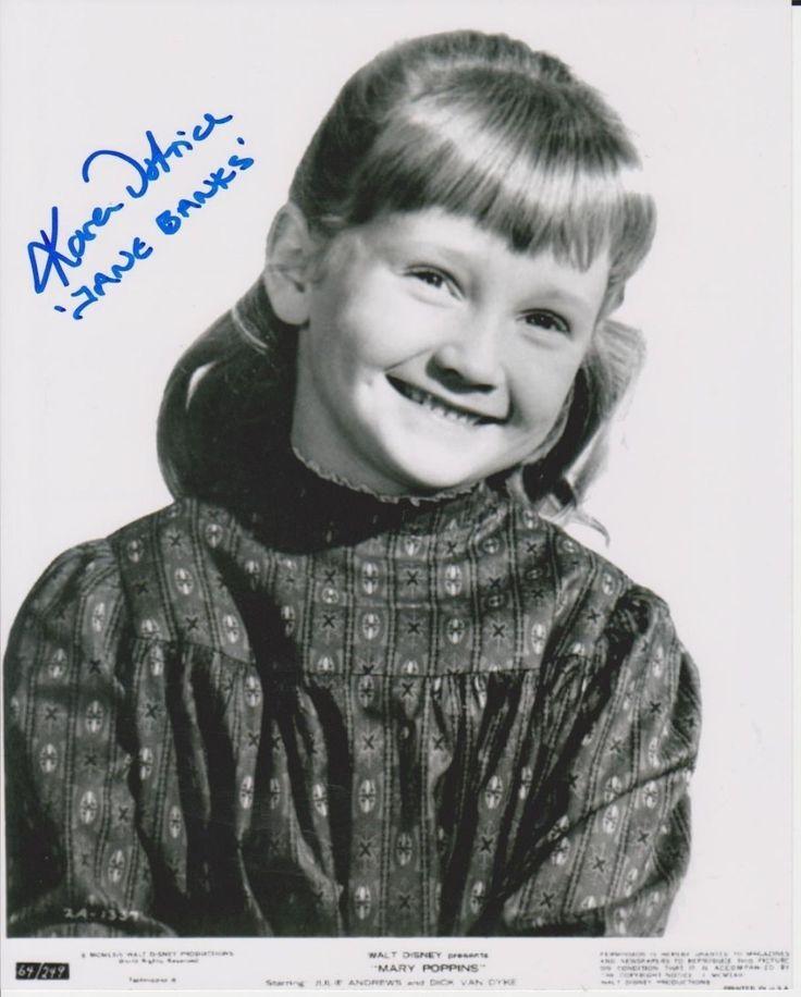 Karen Dotrice - Walt Disney's Mary Poppins (1964)