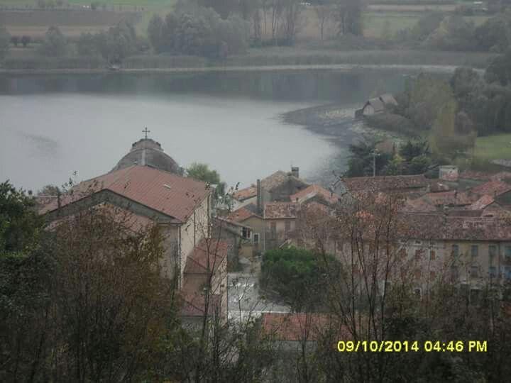 Lago di Revine. TV.