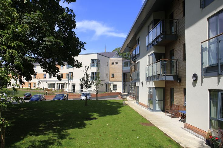 Llys Y Coed Extra Care Housing