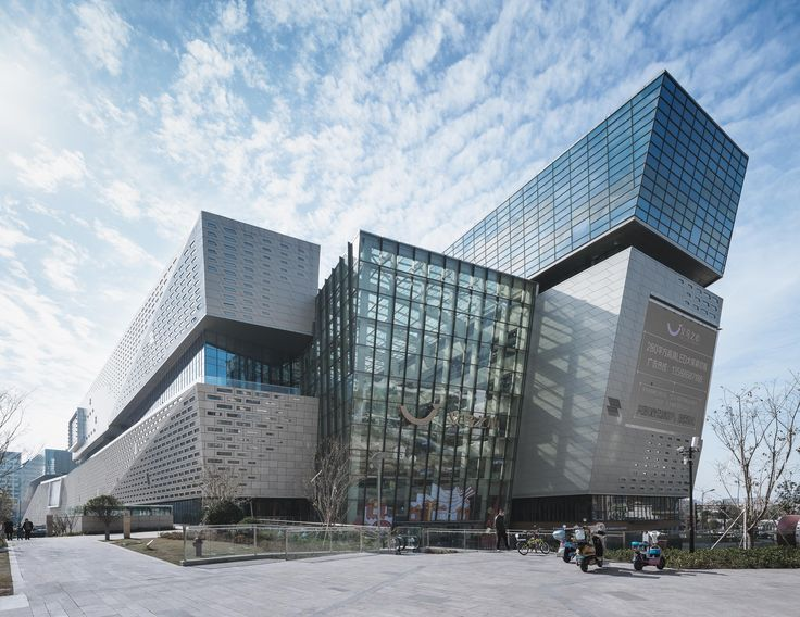 88 best thuong mai images on pinterest contemporary architecture sited on a plot designated for retail and commercial services the project will combine large scale retail dining and entertainment facilities into one solutioingenieria Choice Image