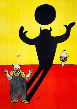 Robert Storm Petersen (1882-1949) Plakat format: 91,3 x 65,7 cm. Motiv format: 80 x 54 cm.