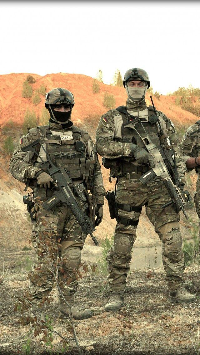 kommando spezialkrafte soldier - photo #2