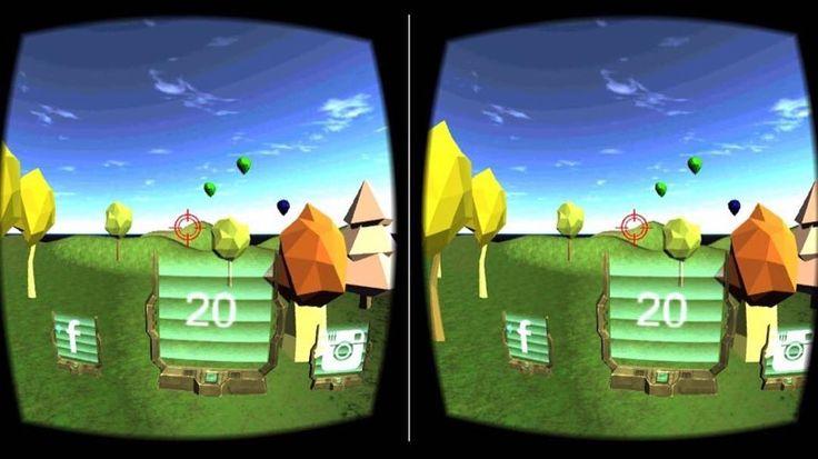 An awesome Virtual Reality pic! Akıllı telefon ve sanal gerçeklik gözlüğü ile oynanabilen Türkiye'nin ilk sanal gerçeklik oyunu #BalonAvcısıVR çok yakında ücretsiz olarak #PlayStore da yerini alıyor  Oyunumuz gyroscope özelliği bulunan akıllı telefon ve sanal gerçeklik gözlüğü sayesinde 360 etrafınızdaki balonlara vücut hareketlerinizle odaklanıp onları patlatarak puan toplayacağınız bir oyundur.  BalonAvcısıVR oyunumuz ve Cardboard Sanal Gerçeklik Gözlüğümüz sayesinde daha önce hiç…
