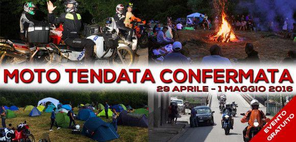 Moto Tendata PARTIREper 2016 CONFERMATA!
