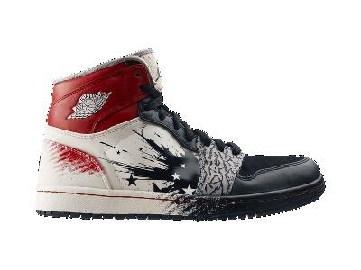 AJ1 x Dave White: Hombre Style, Jordans