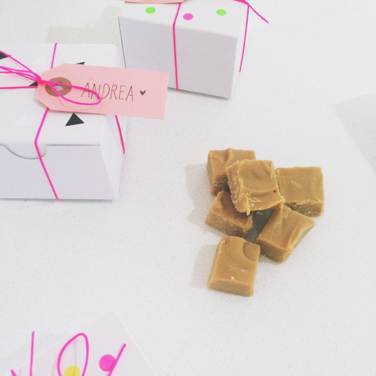 Thermomix recipe: Really, truly, quite awesome caramel fudge - http://fatmumslim.com.au/thermomix-recipe-really-truly-quite-awesome-caramel-fudge/