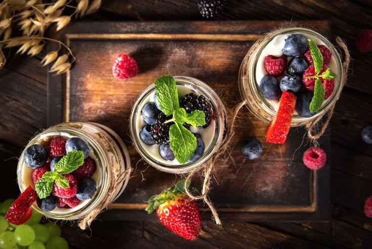 Jogurtový dezert | Zvolenský