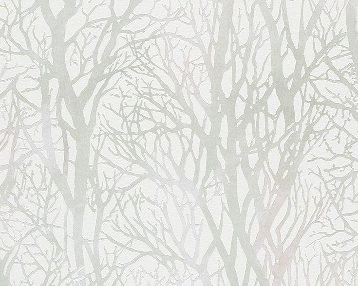 17 best ideas about tapete grün on pinterest | buchregal, grün, Moderne deko