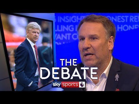 nice Arsenal chairman booed at AGM!   Paul Merson & Andy Townsend   The Debate