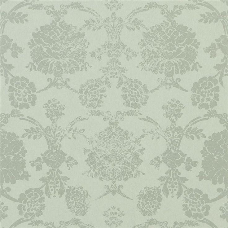 sukumala lino - cloud wallpaper | Designers Guild