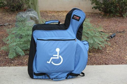 Original Wheelchair Caddy, $219.95 @Amanda Ritchie   Should we try and get one of these for mum?