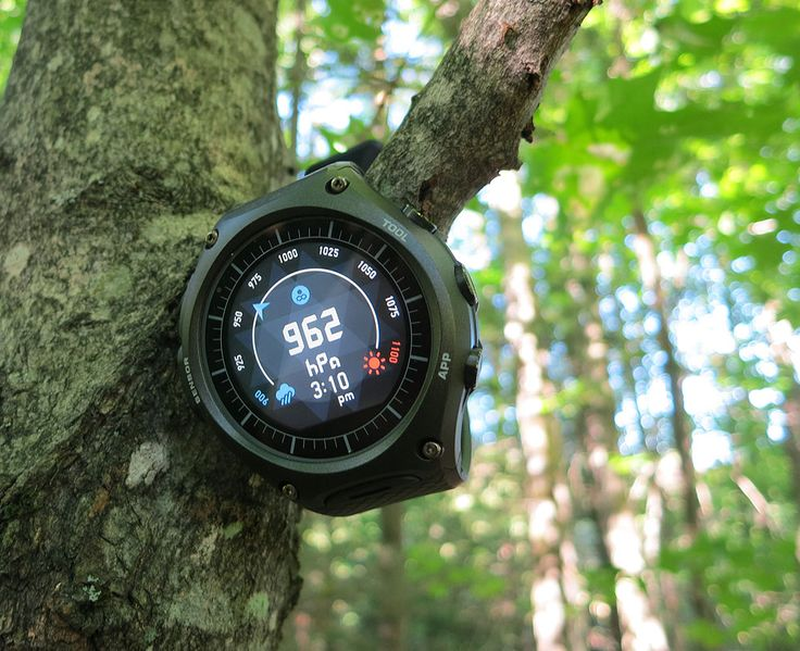 "Here is what you need to know about this tough and versatile timekeeper, accompanied by photos taken during its ""test run"" on a hike through New York's Adirondack region. https://www.watchtime.com/featured/how-it-works-casio-smart-outdoor-watch-wsd-f10/ #casio #smartwatch #outdoor"