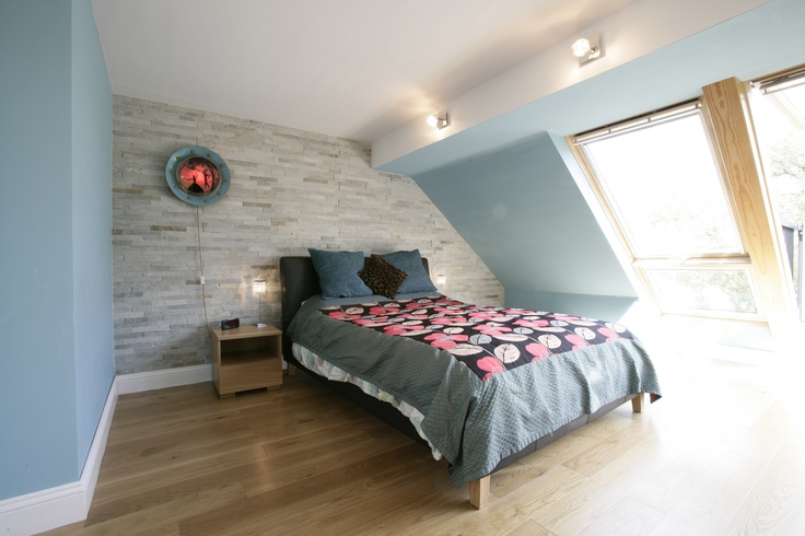 Modern bedroom loft conversion