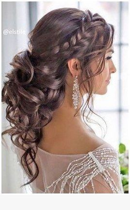 Sweet Wedding Hairstyle Ideas