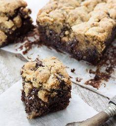 Pourquoi choisir entre le fondant d'un délicieux brownie au chocolat parsemé de noix croquantes et le croustillant d'un cookie aux pépites de chocolat? Pour passer l'hiver sans déprimer, on vous propose de cuisiner des Brookies, une recette hybride entre le brownie et le cookie! Une bonne façon d'impressionner vos proches ou vos amies, qui deviendront vite accro!