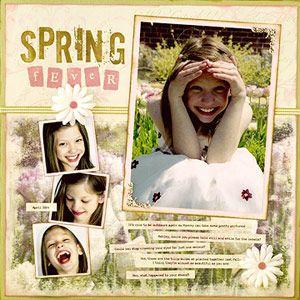 Spring Fever, by Lori Bergmann