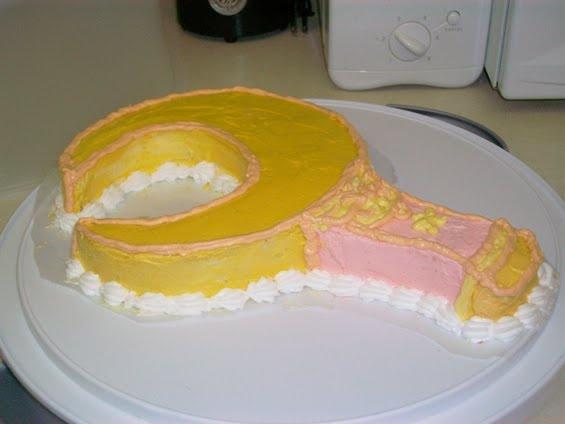 ...Sailor Moon Wand Cake... ♥