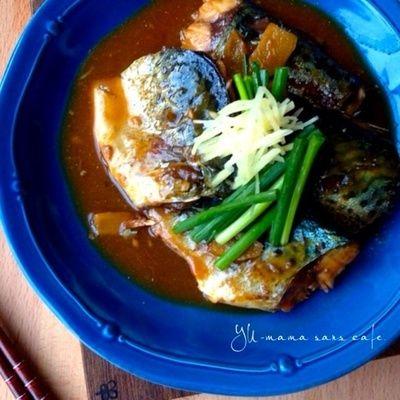 うちのサバの味噌煮。ご飯に合います♡ by ゆーママさん | レシピ ...