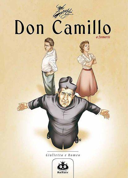 La libreria dell'Uomo Vivo - Don Camillo a fumetti - Barzi, Mainardi, Lomardi