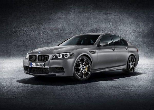 2014 BMW M5 30 Jahre M5 600x428 2014 BMW M5 30 Jahre M5 Review