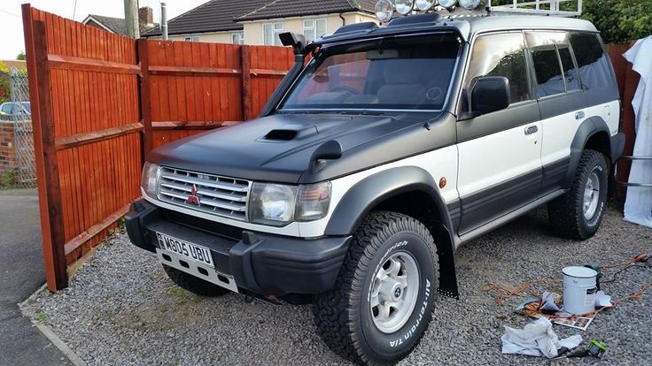 The Mitsubishi Pajero Owners Club 174 View Topic Matt