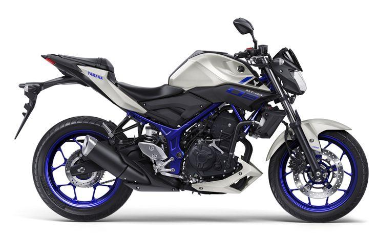 MT-03   Yamaha US$ 4,990. 2 cylinders, 321 cc