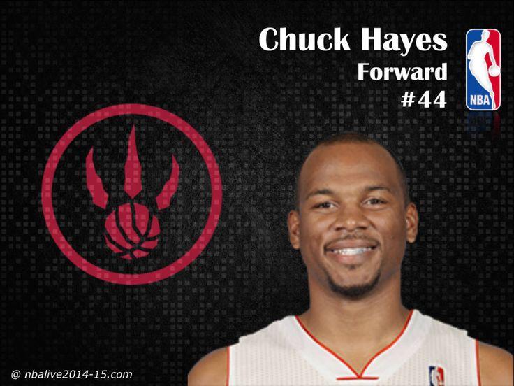 Chuck Hayes - Toronto Raptors - 2014-15 Player