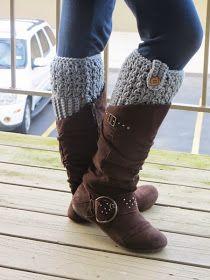Crochet Dreamz: Bailey Boot Cuffs, Free Crochet Pattern