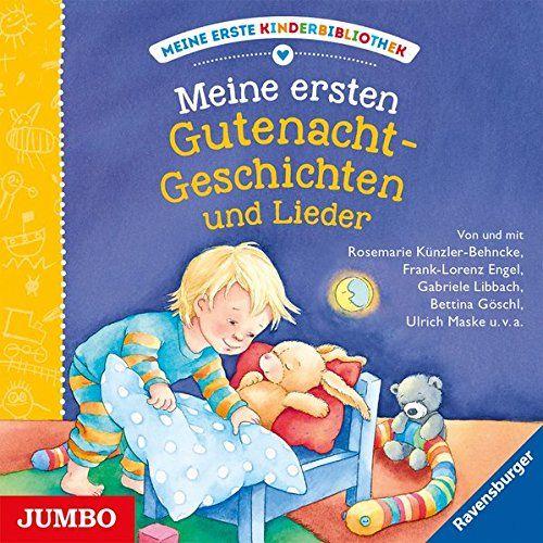 Meine Erste Kinderbibliothek Meine Ersten Gutenacht Geschichten Und Lieder Kinderbibliothek Ersten Meine Erste Libro Bebe Vio Nel 2019