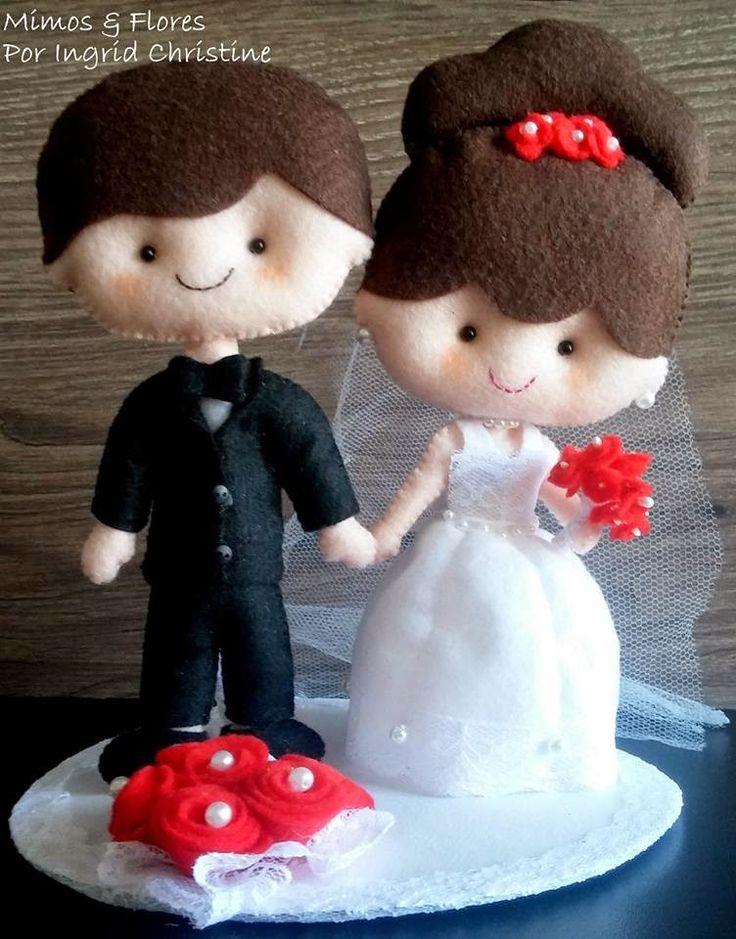 Mimos & Flores: Para um encanto de casamento! ♥