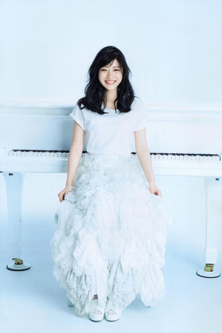 """licoricewall: """"石原さとみ (Satomi Ishihara): VoCE - Sep 2014 """""""