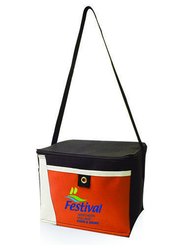 Personalized lunch bags for your promotional events. Get these insulated lunch bags custom printed with your logo and save with our Free Shipping offer.
