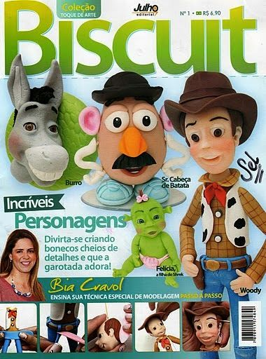 REVISTA Biscuit - Biscuit e Arte arte - Álbumes web de Picasa