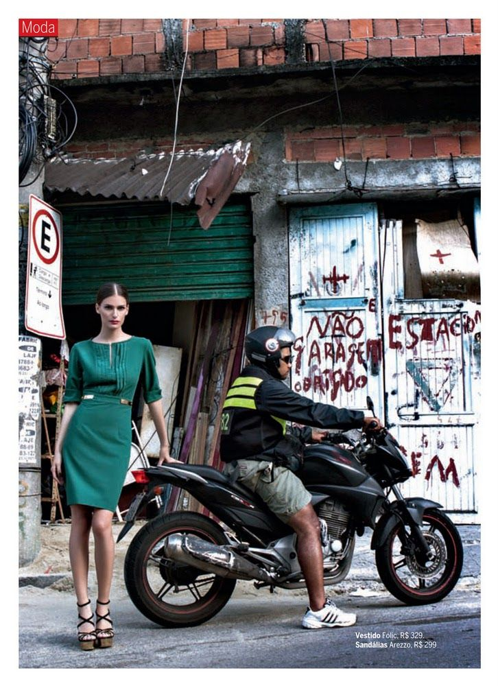 Photoshoot: Carol Francischini for Quem 2013