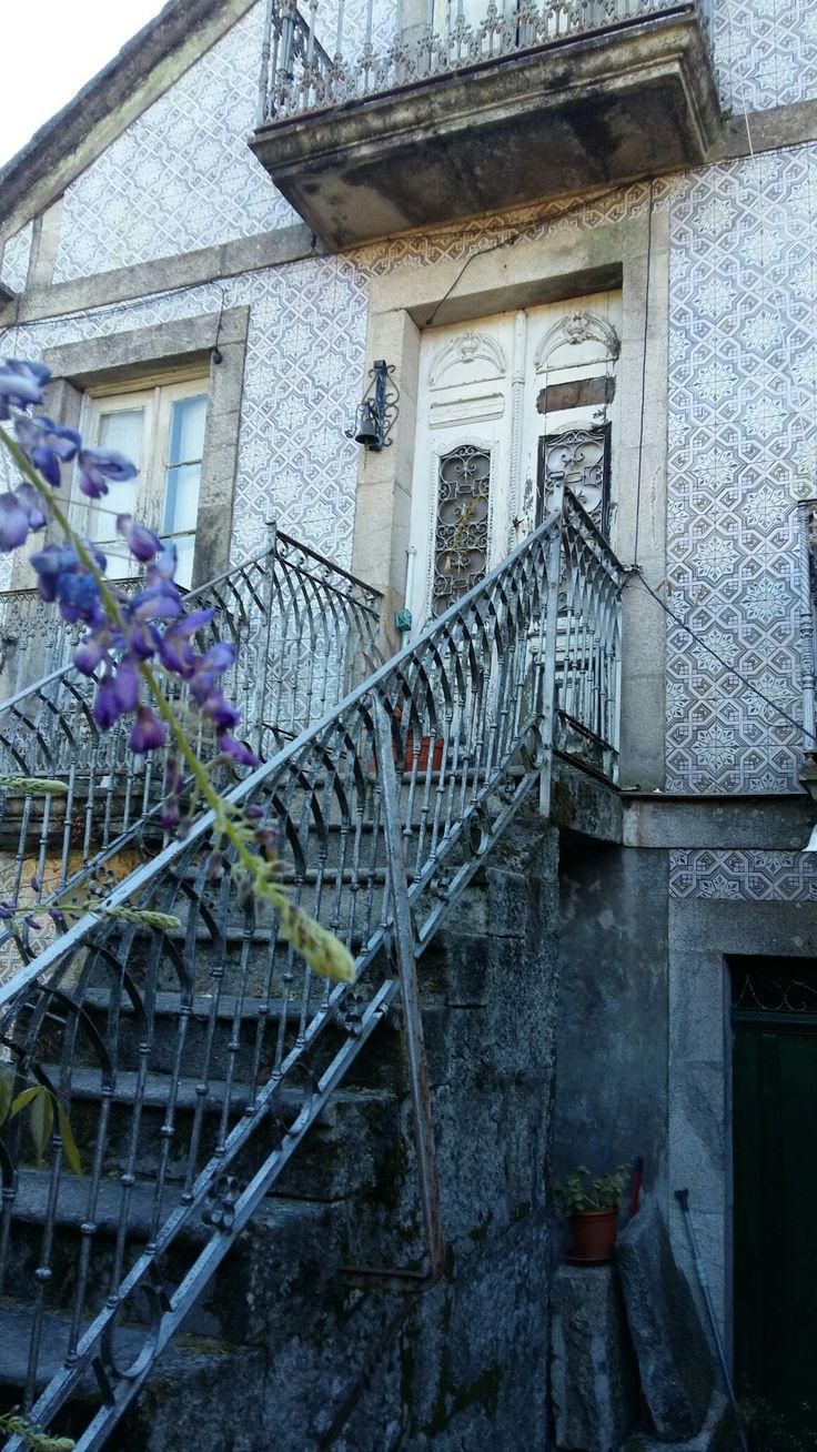 Lugares abandonados. A Insua. Ponte Caldelas. Pontevedra.
