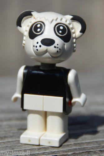 Vintage Lego Fabuland Perry Panda Character Figure 1979 | eBay