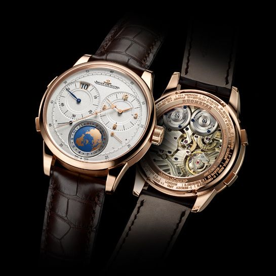 La montre Duomètre Unique Travel Time de Jaeger-LeCoultre http://www.vogue.fr/joaillerie/le-bijou-du-jour/diaporama/la-montre-duometre-unique-travel-time-de-jaeger-lecoultre-fuseau-horaire-sihh-2014/17463
