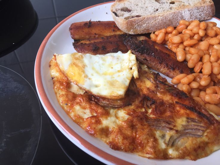 Full English Breakfast (Photos by Henry Boateng)