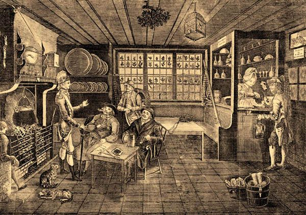 17 Best Images About Primitive Tavern Room On Pinterest