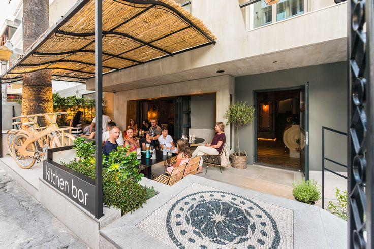 Kitchen Bar at #Elakati , #Rhodes #Greece