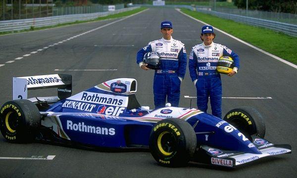 Último companheiro de equipe de Ayrton Senna na Fórmula 1, Damon Hill lançará…