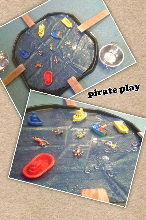 Pirate play