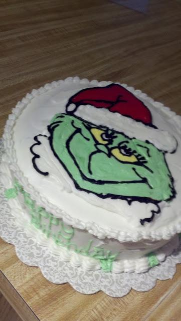 Edmiston Christmas Cake