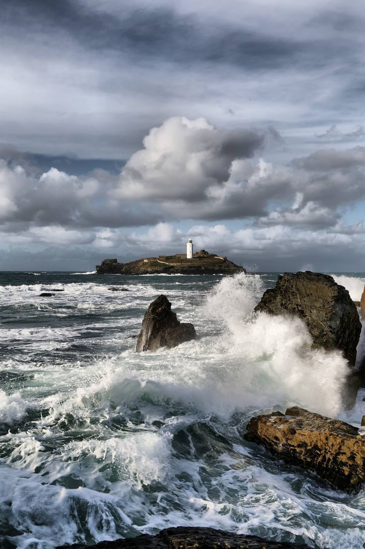 Godrevy lighthouse....