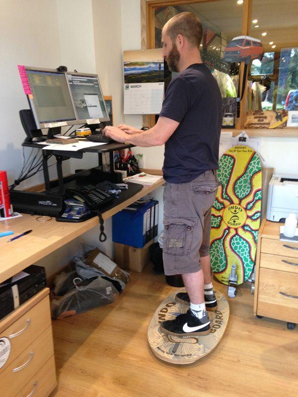 25 best ideas about stand up desk on pinterest. Black Bedroom Furniture Sets. Home Design Ideas