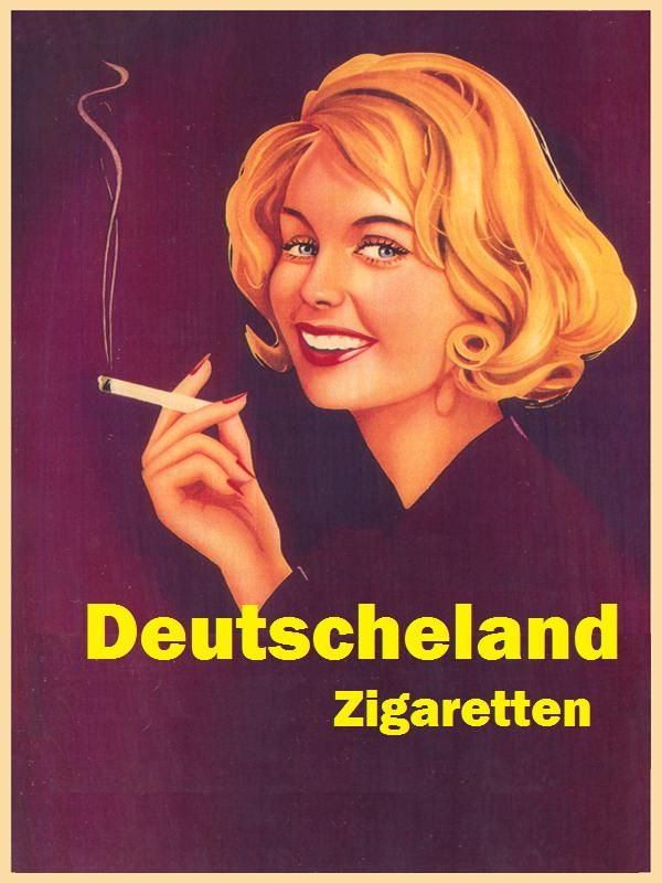 Vintage Cigarettes Posters : Photo