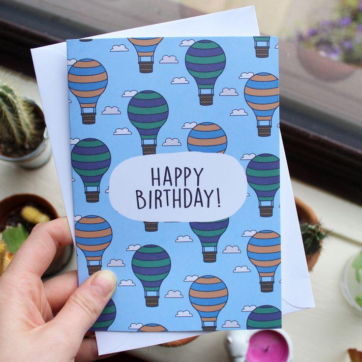 Birthday Balloon Ride