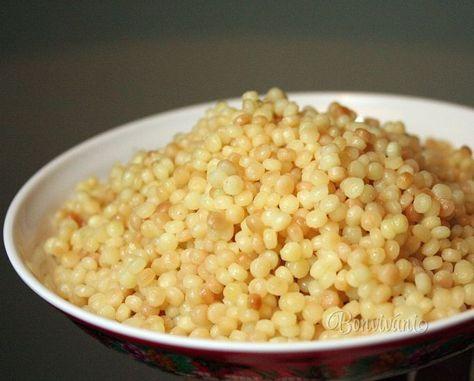 Dusená tarhoňa • recept • bonvivani.sk